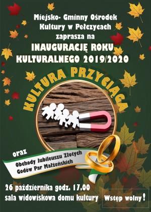 Inauguracja Roku Kulturalnego oraz Jubileusz Złotych Godów...