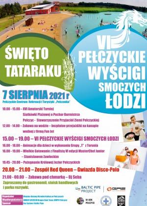 Święto Tataraku i Wyścigi Smoczych Łodzi